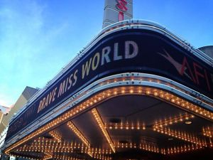 Brave Miss World was featured at Washington DC's prestigious AFI Docs festival last month.